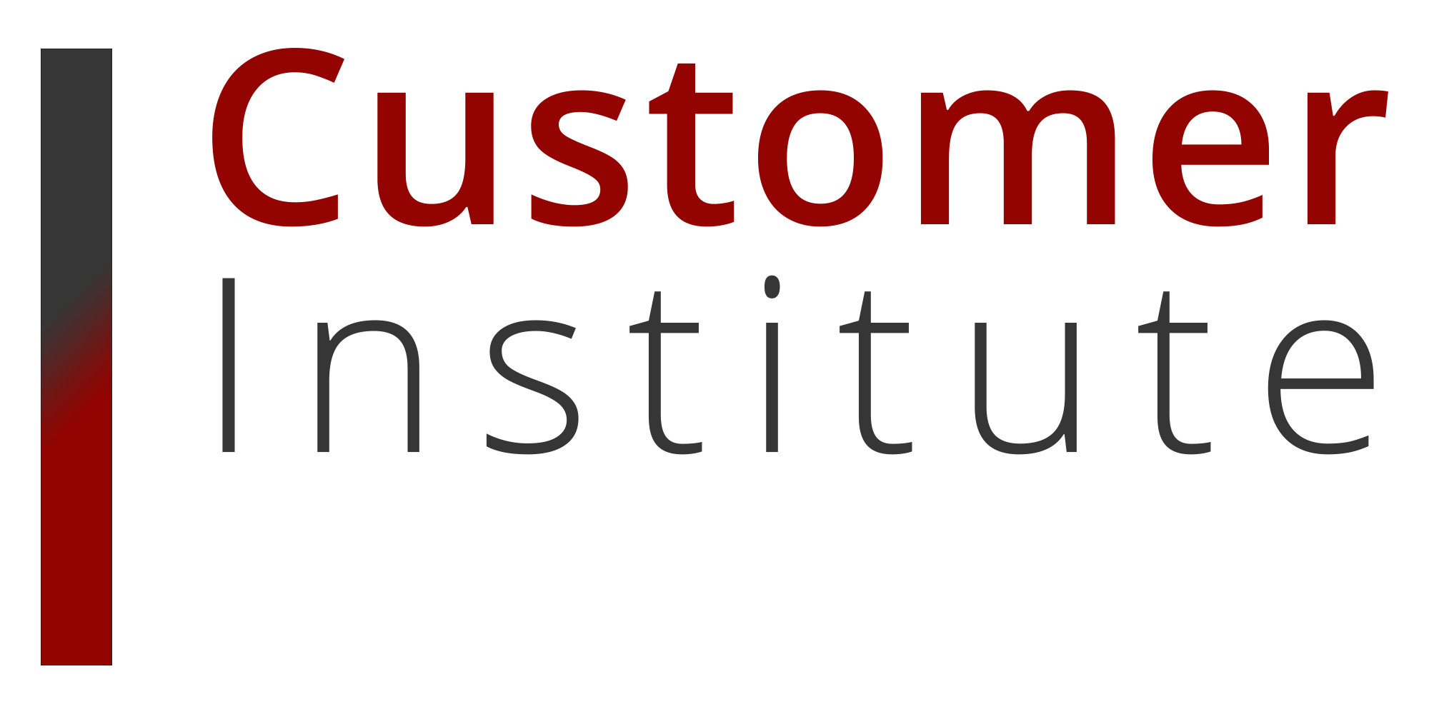 Customer Institute Logo